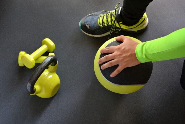 8 week strength training